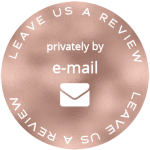Send us a private review by email