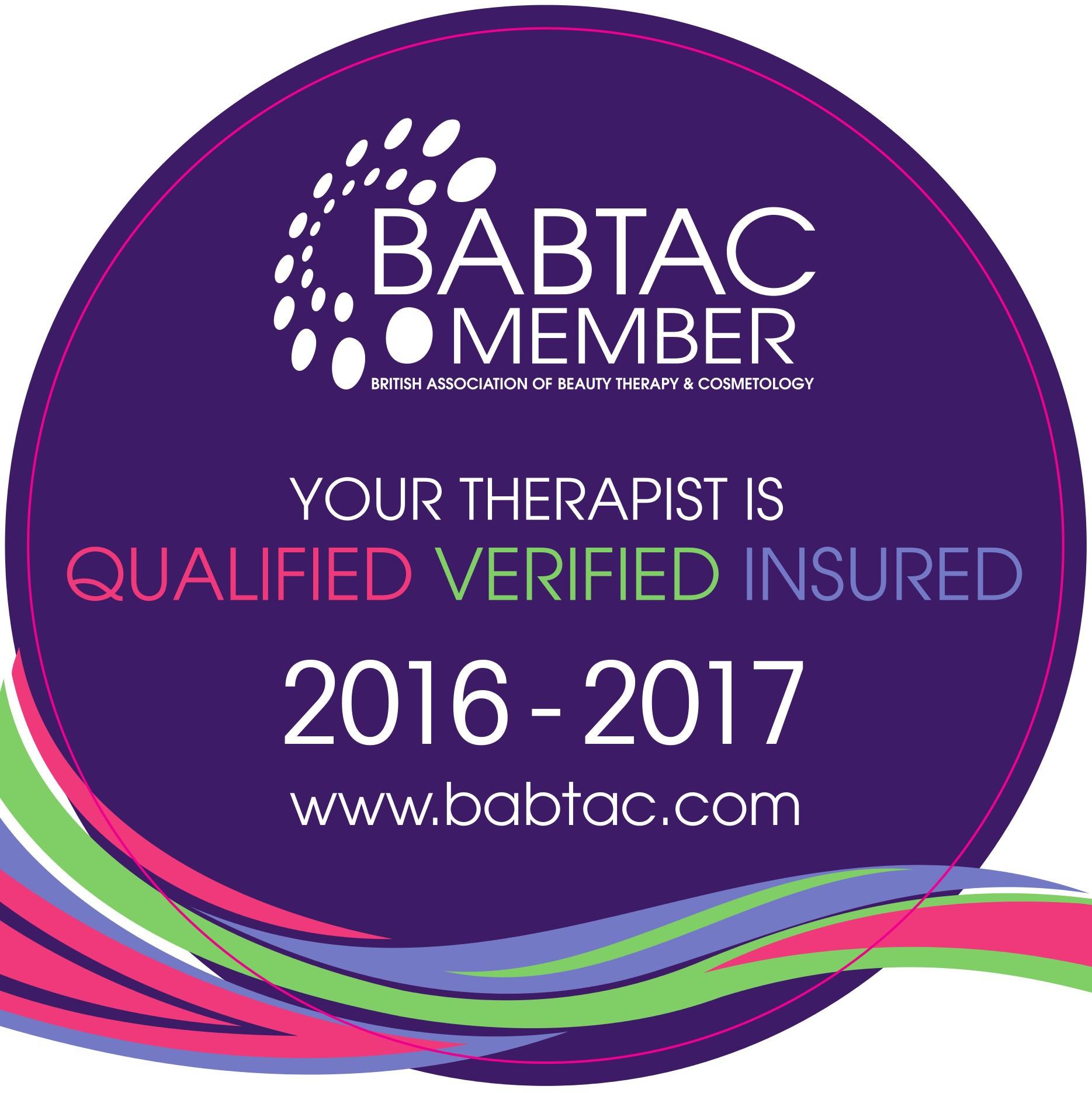 BABTAC Member 2016-17