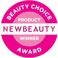 Beauty Choice New Beauty Product Winner award