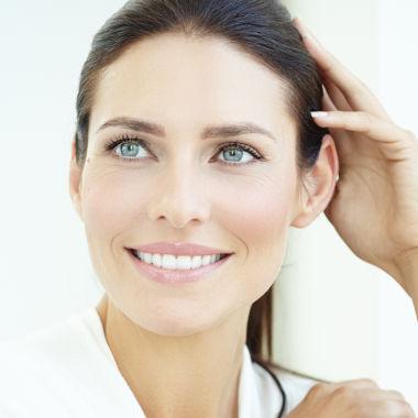 Facial Dermal Fillers Face