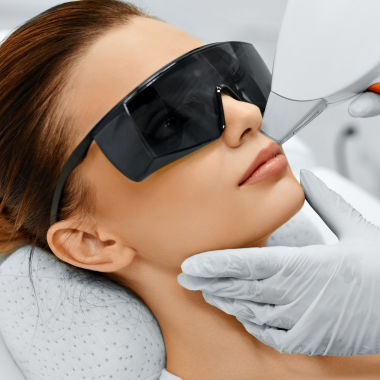 Laser Hair Removal Light Sheer Duet Treatment
