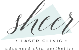 Sheer Laser Clinic • advanced skin aesthetics- logo