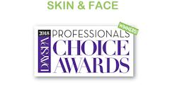 Professional Choice Awards Skin & Face