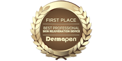 First place Dermapen