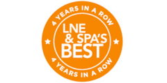 LNE & Spa's Best 4 years in a row