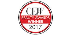 CEW Beauty Awards Winner 2017