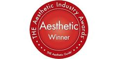 The Aesthetic Industry Awards Winner