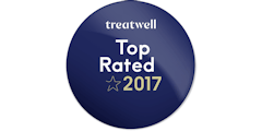 Treatwell Top Rated 2017